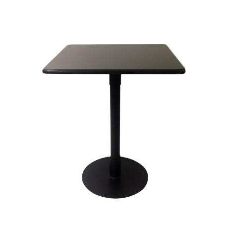 Bistro cafe table granite top for restaurants