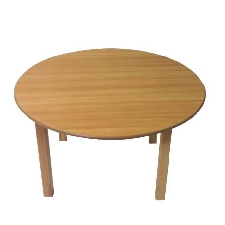 Kids Pre School Round Table Wooden