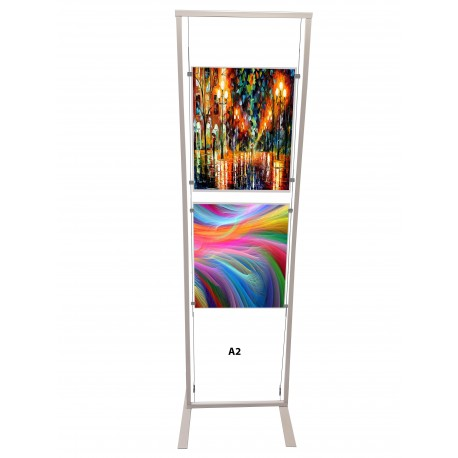Poster Display Stand A2