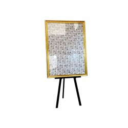 Hire New wooden Greco Easel 160 CM