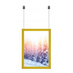 Hanging Snap Frames