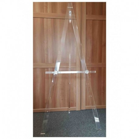 Easel Hire London - Acrylic Display Stands