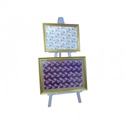 Double Easel Hire Heavy Duty Wooden london