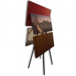 Multiple Display Metal Easel Hire London