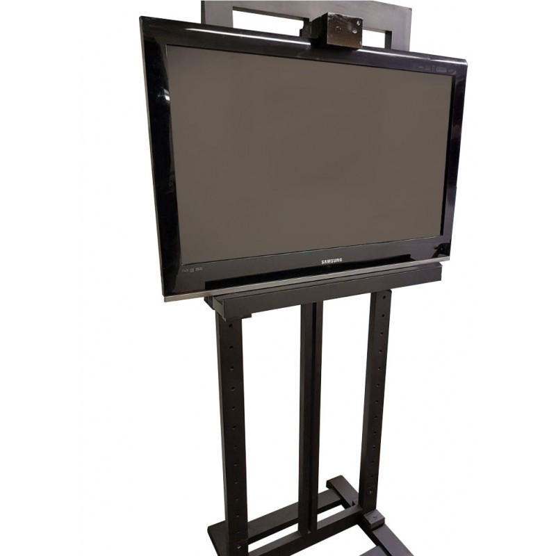 Exhibition Stand Hire London : Wooden tv easel hire uk cheapest rates and best services