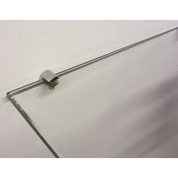 Wall Mounted Shelf Support 12MM