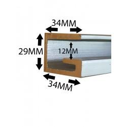Concealed Glass Shelf Bracket