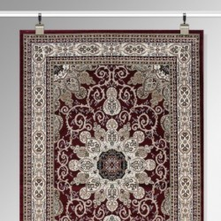 J rail rug Wall hanging kit