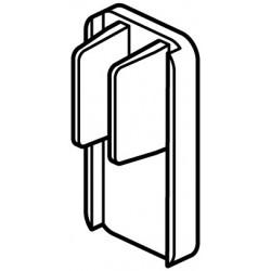 ClipRail Pro End Piece