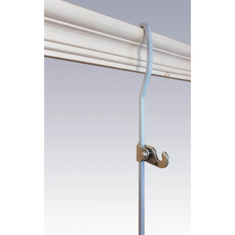 MOULDING RAIL HANGING ROD