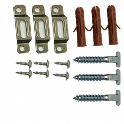 Picture hanging Security Kit