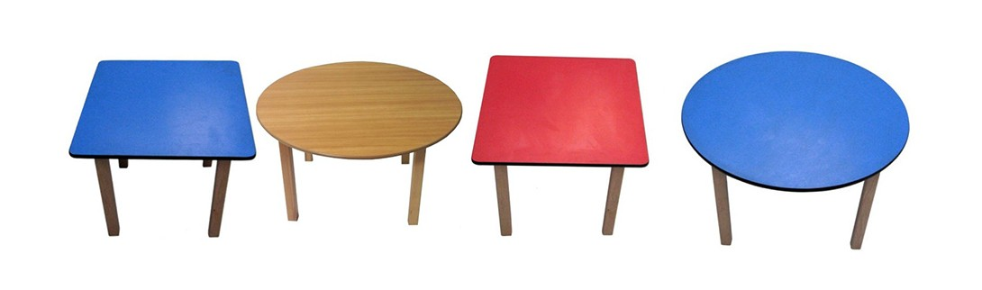 Kids Wooden Tables
