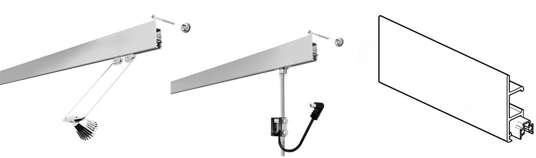 Clip-Rail MAX Lighting