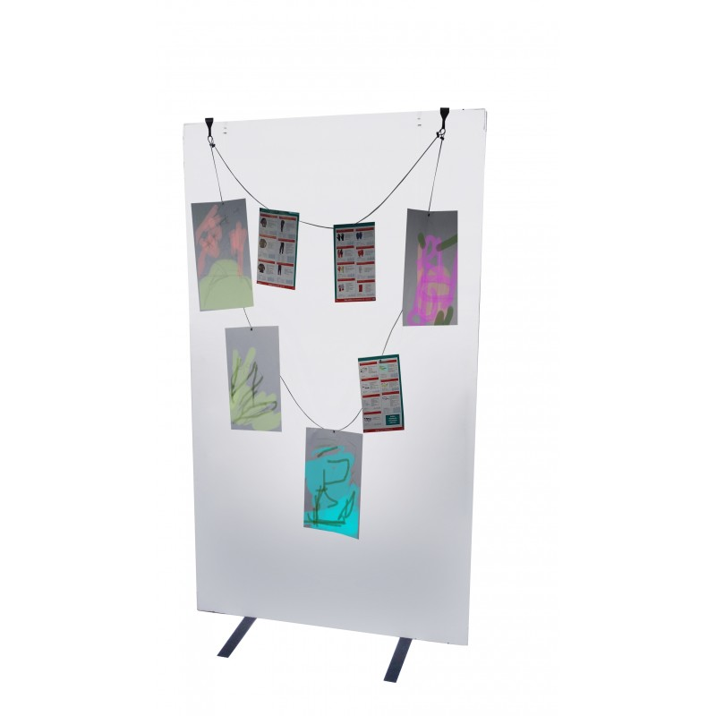 Portable Exhibition Panels : Art display panels walls