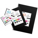 Jet Portfolio Art Display sleeves pack of 5