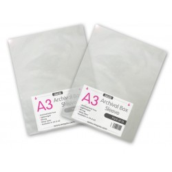 Archival Sleeves Pack of 10