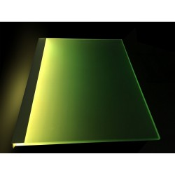 12MM Lighting Glass Shelves