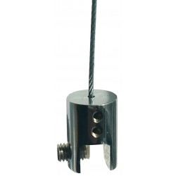Panel Clamp Cable Display
