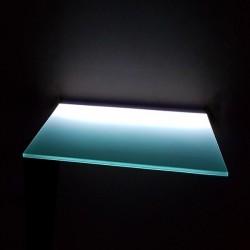 Lighting Glass Shelves