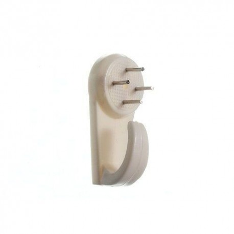 0.99 Pack of 10 - Heavy Duty Picture Hooks - Picture Hanging Direct