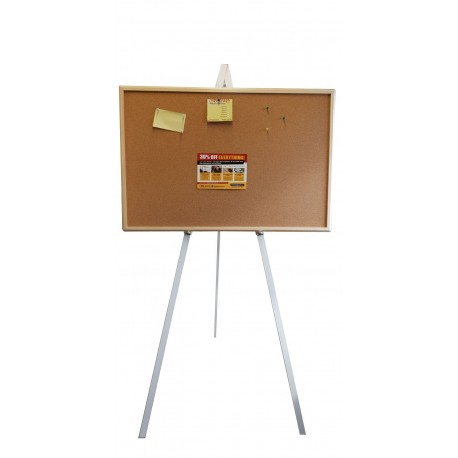 Display Easel & Pinboard
