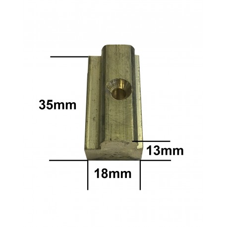 Curtain Mounting Block