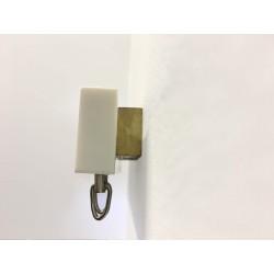Curtain Brass Slider