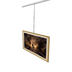 Steel Chain Picture Hanging