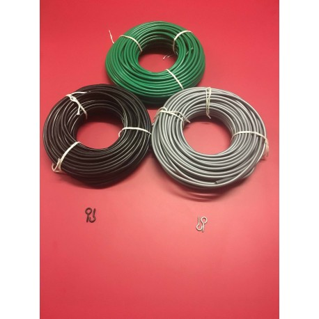 Net Curtain Voile Wire