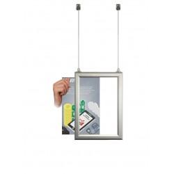 Poster Slide In Frame + Hanging Kit