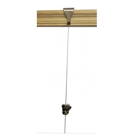 Zipper Moulding Hook Perlon Kit