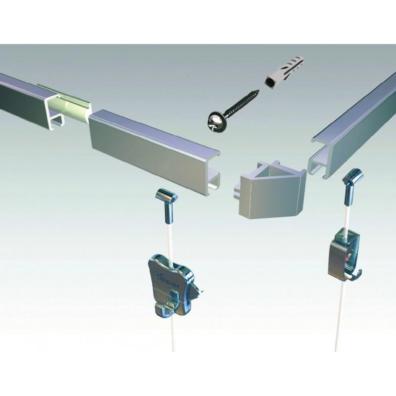 Clip Rail Smart Heavy Duty Stas Minirail Cliprail Picture
