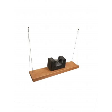 Wooden Shelf Hanger