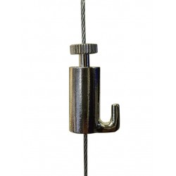 Self Locking Cable Hook