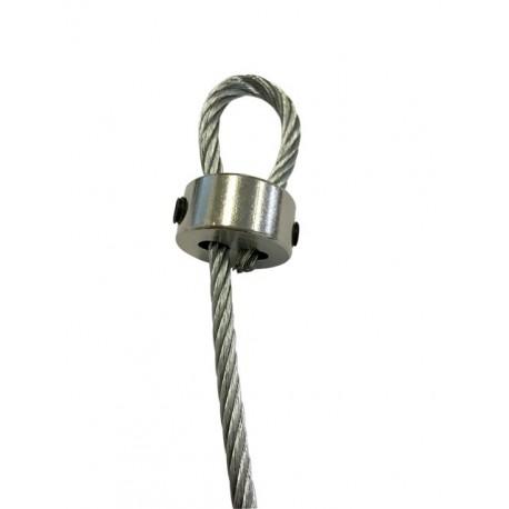 wire rope steel loop 4 MM