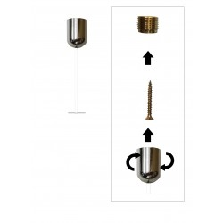 Ceiling Hanging Cable-Perlon