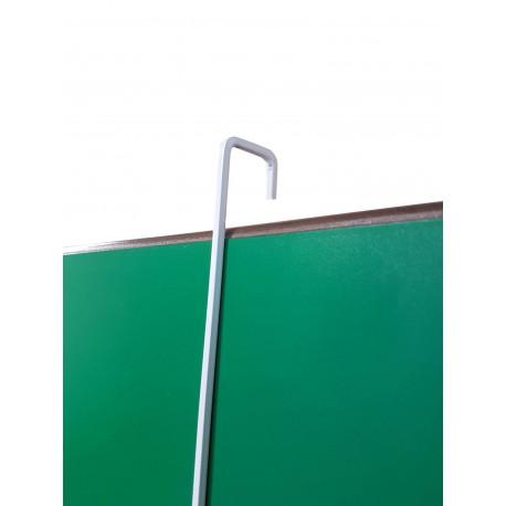 Display Panel Hanging Rod