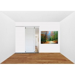 Sliding Door Wall To Floor Kit