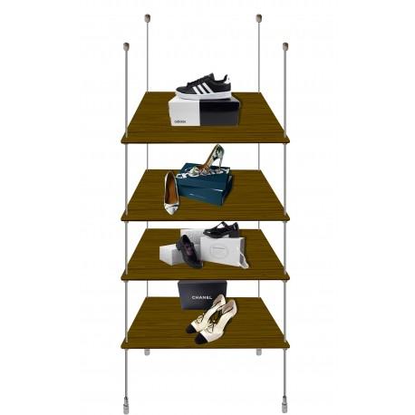 Rod Display Shelf Fittings Kit