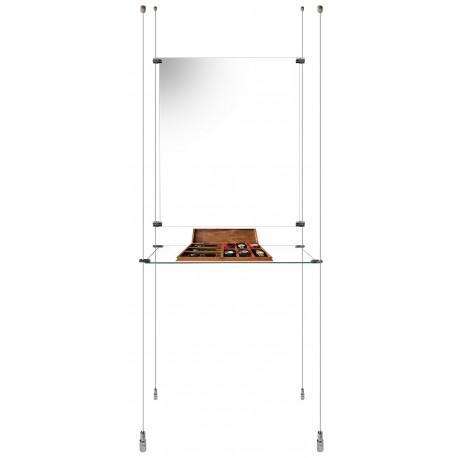 Shop Cable Shelf & Mirror Display Kit