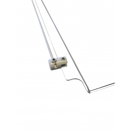 White Panel Support 4MM