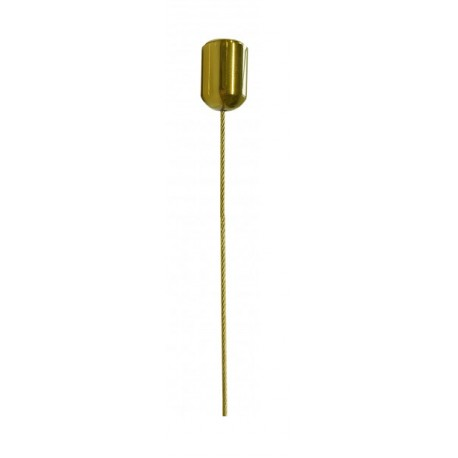 Brass/Gold Ceiling Hanging Cable