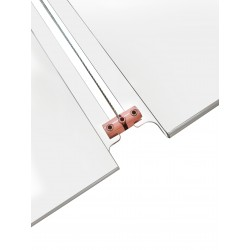 Pink Panel Support Double 4MM