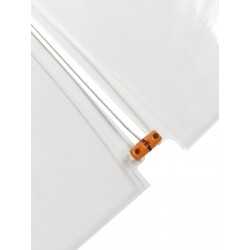 Orange Panel Support Double 4MM