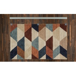 Wall Hanging Rug Support Kit