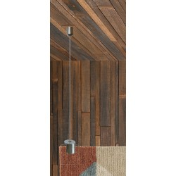 Ceiling rug hanging kit