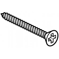J Rail Screw