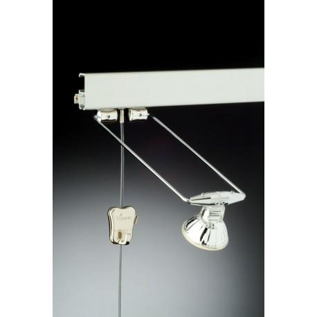 Clip Rail Lighting Armature