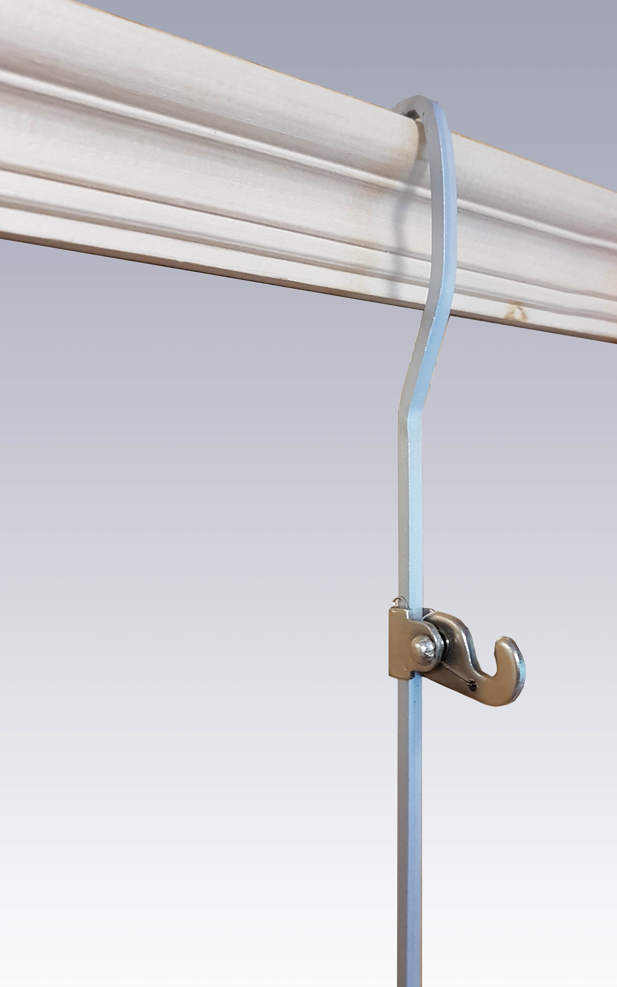 Moulding Rail Picture Hanging Rod 4mm Square Dado Rail Hanging System