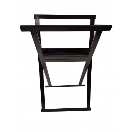 Midi Folding Browser Steel Black
